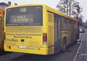 Mercedes-Conecto foto: Paweł Adamus