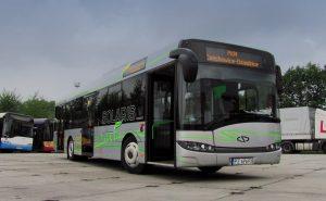 Solaris Urbino 12 Hybrid foto: Grzegorz Macura