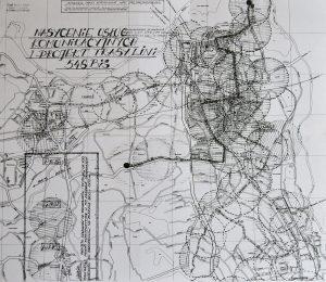 Plan linii 546 BIS