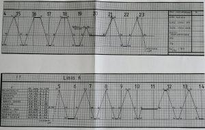 Wykresówka linia nr 6